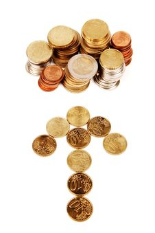 Free Coins Stock Photo - 13661490