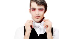 Free Attractive Vampire Stock Photos - 13661763