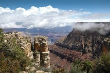Free Grand Canyon Royalty Free Stock Photo - 13662095
