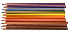 Free Color Pencils Royalty Free Stock Photography - 13662167