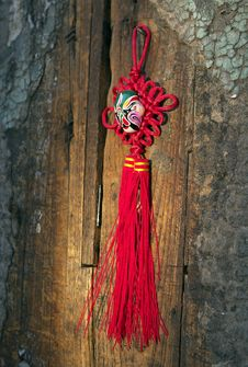 Free Chinese Decorative Knots Stock Image - 13662431