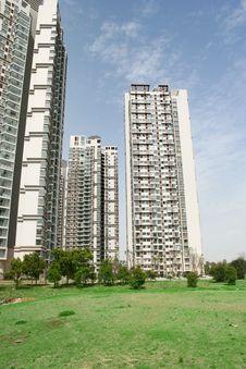 Free Urban Landscape Stock Photography - 13662772