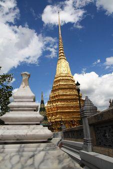 Free Wat Pra Kaeo Bangkok Thailand Stock Image - 13662911