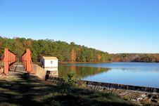 Free Autumn Reservoir Stock Photo - 13663470