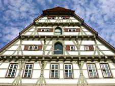 Free Old German House Royalty Free Stock Photo - 13664015