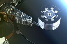Free Hard Drive Stock Image - 13665071
