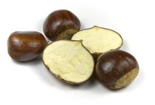 Free Chestnuts (castanea Sativa) Stock Images - 13665934