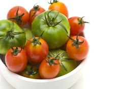Free Tomatoes In Bowl Stock Photo - 13666220