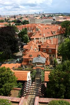 Free View Of Prague Stock Photos - 13666343