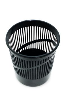 Free Empty Basket For Garbage Stock Image - 13666391