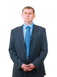 Free Businessman Stock Photography - 13666782