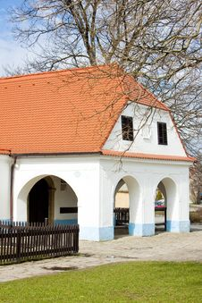 Free Blacksmith In Czech Republic Royalty Free Stock Photo - 13666925