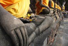 Free Buddha Image Stock Images - 13667914