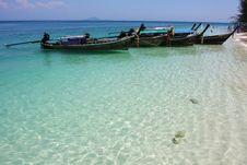 Free Krabi, Thailand Stock Photos - 13668243