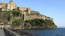 Free Castle In Ischia Stock Photography - 13668602