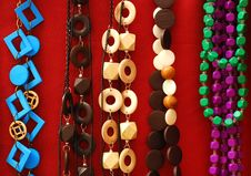 Free Necklaces Stock Photography - 13668622
