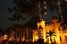 Free Sanamchan Palace Stock Image - 13669231