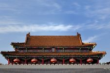 Free Chinese Palaces Stock Photo - 13669340