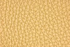 Free Beige Leather Royalty Free Stock Photos - 13669888