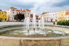 Free Water, Fountain, Water Feature, Town Square Royalty Free Stock Photos - 136625018