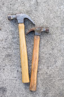 Free Antique Tool, Hammer, Tool, Pickaxe Royalty Free Stock Image - 136625116