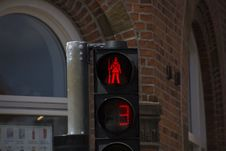 Free Traffic Light, Signaling Device, Light Fixture, Lighting Stock Images - 136625424