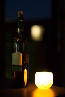 Free Bottle, Glass Bottle, Wine Bottle, Wine Royalty Free Stock Images - 136625429