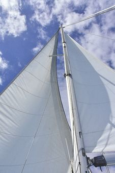Free Sail, Sky, Sailboat, Sailing Ship Stock Photo - 136625490