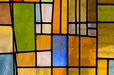 Free Yellow, Glass, Stained Glass, Window Stock Photography - 136625642