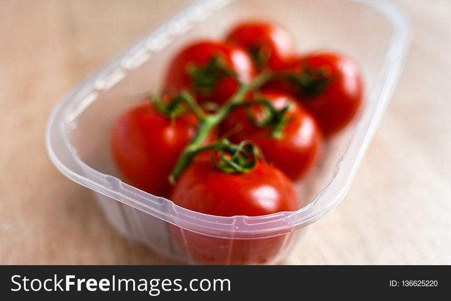 Natural Foods, Vegetable, Potato And Tomato Genus, Tomato