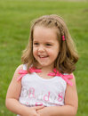 Free Little Girl Playing Royalty Free Stock Images - 13670479