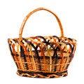 Free Wicker Basket Stock Photo - 13677500