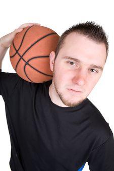 Free Basketball Stock Image - 13670961