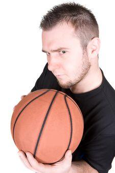 Free Basketball Royalty Free Stock Photo - 13670985
