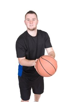 Free Basketball Royalty Free Stock Images - 13670989