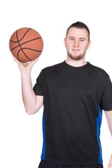 Free Basketball Stock Photography - 13671022