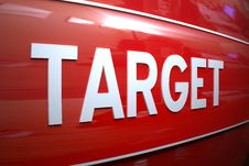 Free Target Sign Royalty Free Stock Images - 13671549