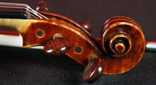Free Violin Detail Stock Photography - 13671602