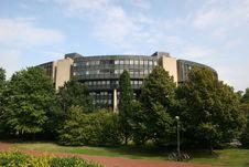 Free Landtag Düsseldorf Royalty Free Stock Image - 13671756