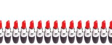 Free Lipsticks Royalty Free Stock Image - 13672486