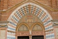 Free Detail Of The Church Royalty Free Stock Photography - 13673307