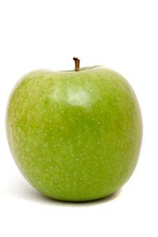 Free Green Apple Royalty Free Stock Photos - 13673518