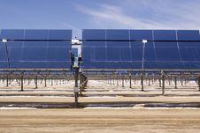 Free Solar Panels Stock Images - 13673574