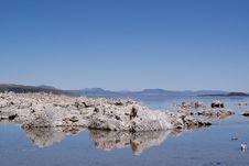 Free Mono Lake Royalty Free Stock Photography - 13673927
