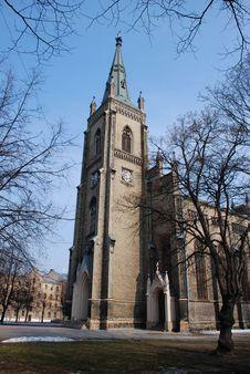 Free Church Stock Photo - 13674390