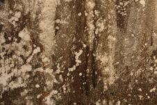 Old Stained Marble Slab-close Up Royalty Free Stock Photos
