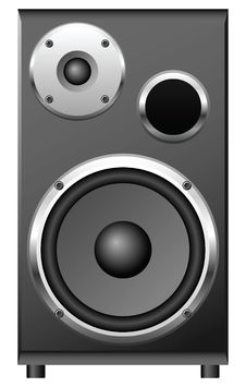 Free Loudspeaker Royalty Free Stock Photos - 13676648