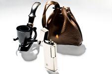 Free Smoking Accessories Stock Image - 13676891
