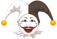 Free Clown - Hoof Stock Photos - 13677103