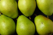 Free Various Green Pears Royalty Free Stock Images - 13677309